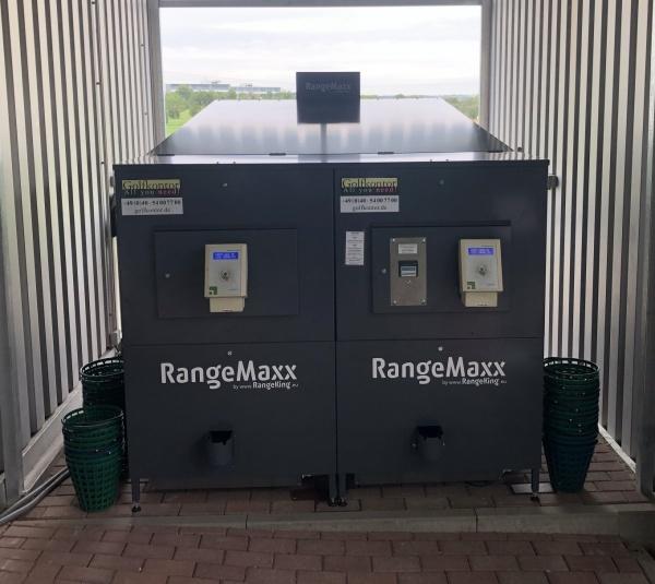 Neue Ballautomaten